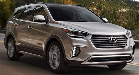 new model hyundai santa fe 2018 hyundai santa fe sport gains new value edition