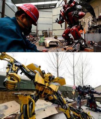 membuat film robot transformers age of extinction buat petani tiongkok