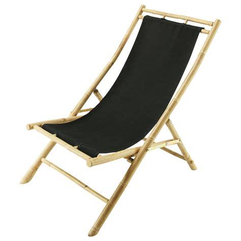 chaise longue chilienne chaise longue chilienne pliable bambou robinson