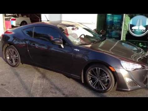 scion frs speaker upgrade scion frs quot oem audio plus quot stereo upgrade and