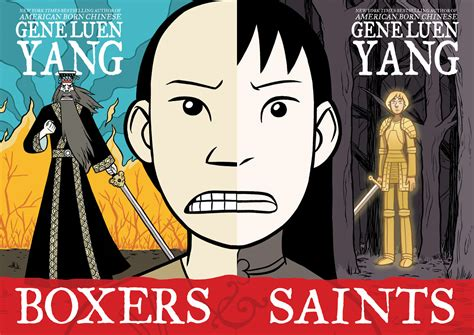 the boxer within books boxers saints gene yang blends history
