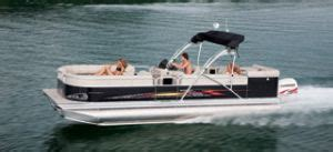 pontoon boats in rough water waveglider high performance avalon pontoon boats