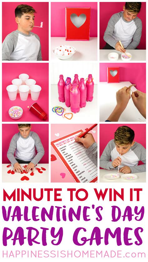 minute to win it happiness is