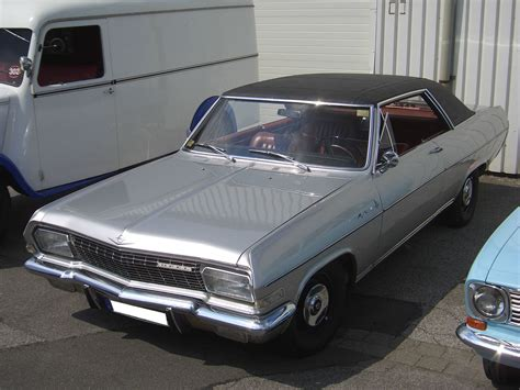 K Hlmittel F R Auto Kaufen by File Opel Diplomat A V8 Coup 233 1965 1967 Frontleft 2008 07