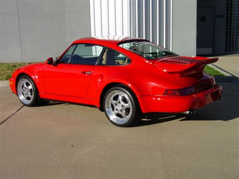 1994 porsche 911 turbo 1994 porsche 911 3 6 turbo quot s quot flat nose on hold