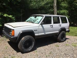 Jeep Xj 8 Inch Lift Anyone With 31s 3 Inch Lift 15x8 And 3 75 Bs Page 2