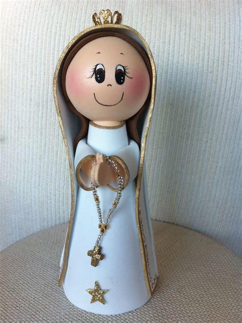 imagen virgen maria en foamy 93 best images about foami y fofuchas on pinterest girl