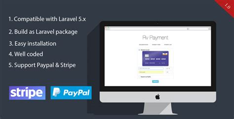 create pdf document using laravel 4 techzoo technology rv payment laravel payment package with stripe paypal