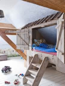 Loft Bed House Inspired Spaces For Handmade