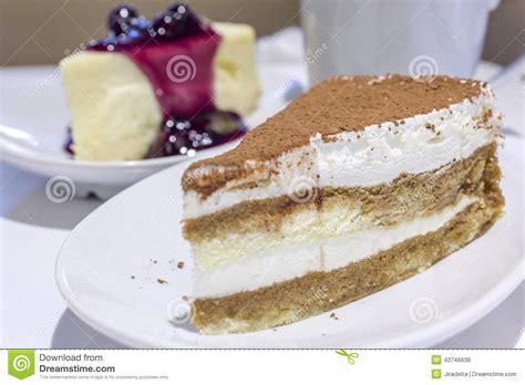 kuchen belag k 228 se creme kuchen kakao belag stockfoto bild 43746638