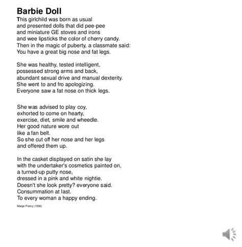 Doll Poem Essay by Doll Poem Essay Ecology Essay Ideas Analysis And Synthesis Essay Cruel Doll