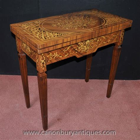 chess table with chairs regency games chess table marquetry inlay console tables