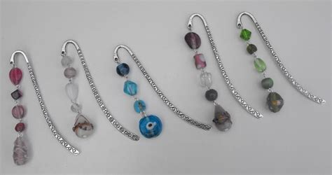 Handmade Beaded Bookmarks - beaded bookmarks handmade handmade bookmarks