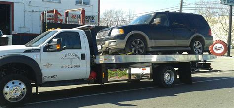 truck in oakland ca tow doctors tow truck oakland ca road side service gas