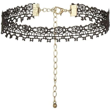 Choker Lace 6 17 best ideas about choker necklaces on