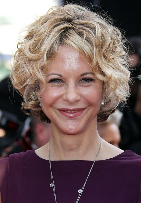 meg ryan s hairstyles over the years meg ryan short curly hairstyle for women over 50 styles
