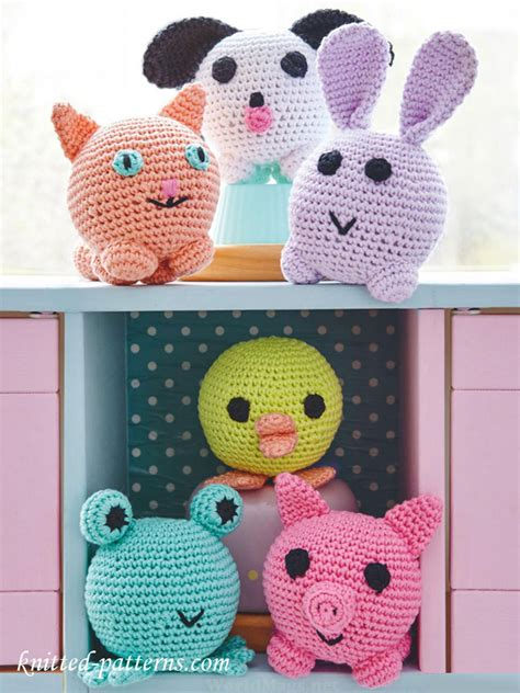 crochet animal bag pattern crochet animal bag free pattern squareone for
