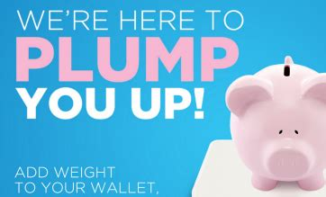Valpak Com Sweepstakes - valpak quot plump your wallet quot sweepstakes win a 500 visa gift card