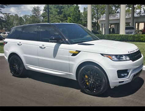 customized range rover range rover custom white aspire autosports