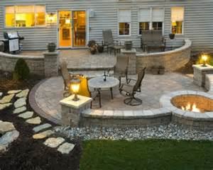 patio ideas backyard fire backyard patio ideas with fire pit landscaping gardening ideas