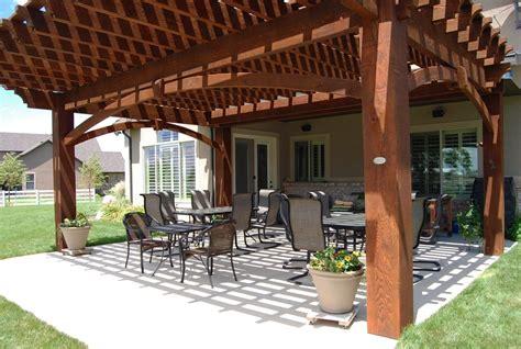 more shade plan diy solid cedar wood cantilevered pergola