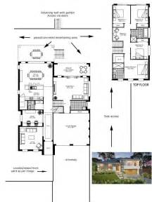 house floor plan side split level plans pertaining