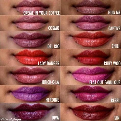 best lip color for me top mac lipsticks for skin makeup looks