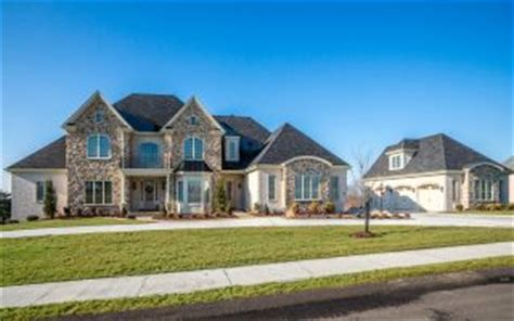 luxury homes in pittsburgh pa the summit luxury new homes by heurich construction