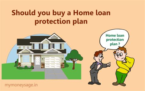 should you buy home loan protection plan