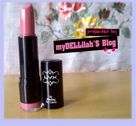 Lipstik Pixy product review lipstik smacking colors by nyx