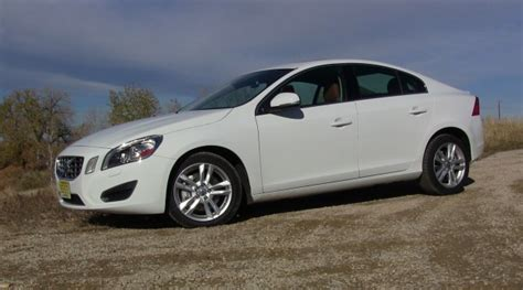 2013 Volvo S60 T5 Review Review 2013 Volvo S60 T5 Rebel Among Entry Luxury