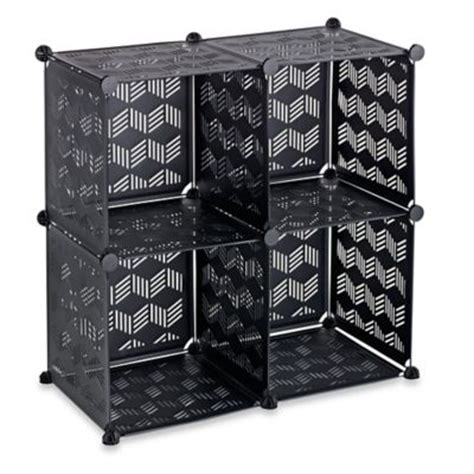 buy grid wire modular shelving and storage cubes from bed