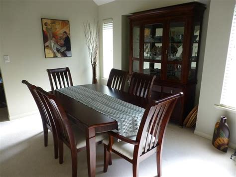 Dining Room Sets With Buffet Dining Room Set With Buffet Hutch Langley Langley