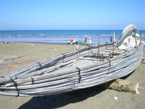 bamboo boat bamboo ship andy in oman