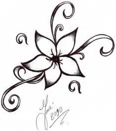 simple flower tattoo design tattoobite com