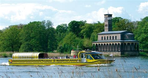 berlin to potsdam by boat boat tours potsdam berlin welcomecard