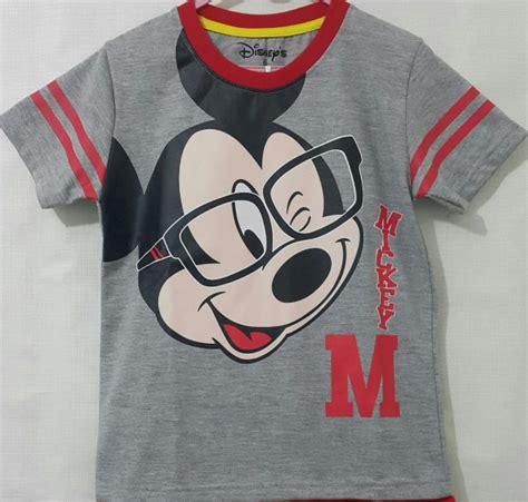 Kaos Anak Karakter Mickey mickey 7t 10t page title grosir kaos anak karakter branded murah bandung