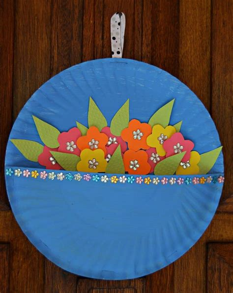 Paper Plate Craft Work - 14 best images about paper plate crafts on