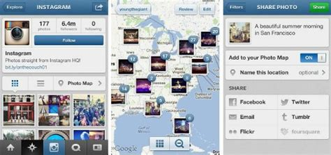 instagram layout alternative instagram 3 0 upgrade includes map browsing new layouts