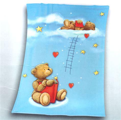Decke Kinder by Baby Flausch Decke Babydecke Kinder Kuscheldecke 75 X 100