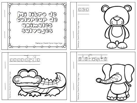 imagenes navideñas para colorear en pdf mi libro de colorear de animales salvajes 1 guarderia