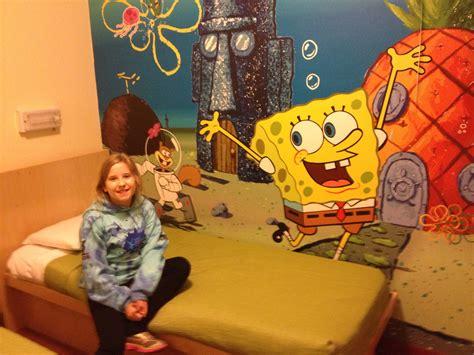nickelodeon hotel room nickelodeon suites spongebob room luvs books