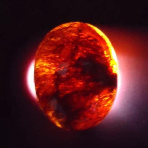 Batu Akik Badar Lumut Merah 429 mustika badar lumut merah garansi asli semar mesem asli