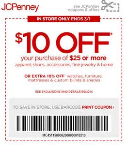 10 25 jc penney printable coupon valid through