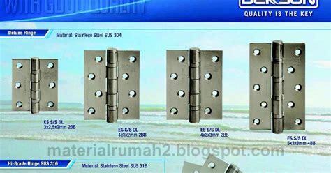 Engsel Jendela 3 daftar harga engsel pintu jendela dekkson 2014 rumah