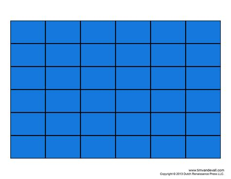 gameboard template free jeopardy template make your own jeopardy