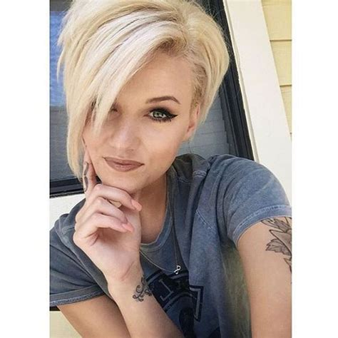 best way to sytle a long pixie hair style love this pixie cut kasiebowman hair pinterest