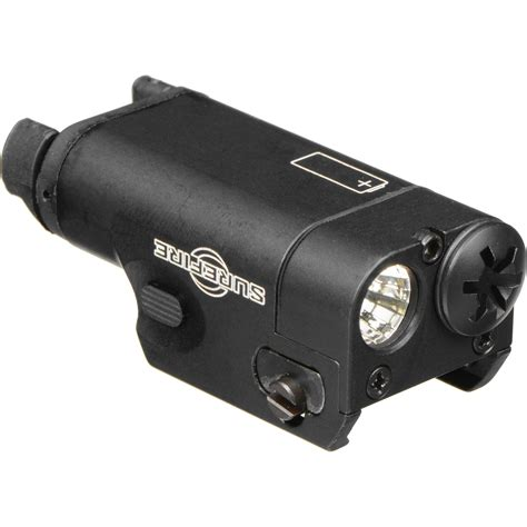 Surefire Xc1 Ultra Compact Led Handgun Light Black Xc1 A B H