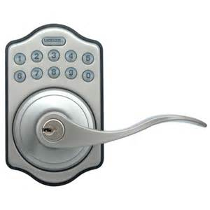 home depot keypad lock kwikset rubbed bronze bed bath pocket door lock