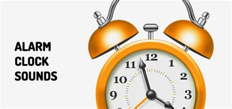 alarm clock sound free mp3 wav orange free sounds